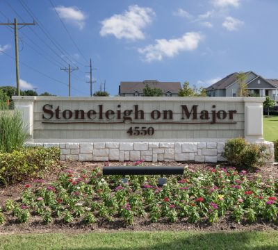Stoneleigh on Major